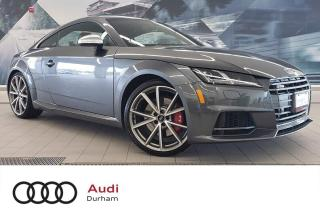 Used 2018 Audi TTS 2.0T + Loaded! | CarPlay | Nav for sale in Whitby, ON