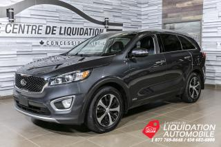 Used 2016 Kia Sorento EX+AWD+7PLACES for sale in Laval, QC