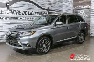 Used 2016 Mitsubishi Outlander Es+awd for sale in Laval, QC