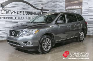 Used 2015 Nissan Pathfinder SL+CUIR+TOIT+GPS for sale in Laval, QC