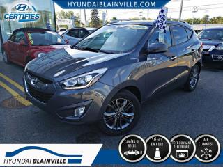 Used 2015 Hyundai Tucson GLS TOIT, MAGS, BLUETOOTH+ for sale in Blainville, QC