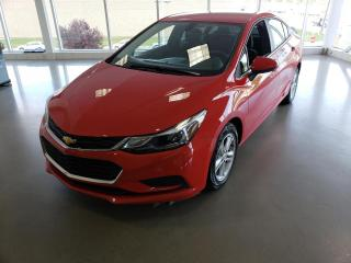 Used 2018 Chevrolet Cruze LT 1.4L berline 4 portes avec 1SD for sale in Montréal, QC