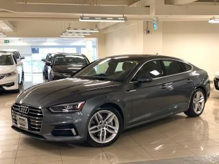 Used 2018 Audi A5 No Accidents for sale in Mississauga, ON