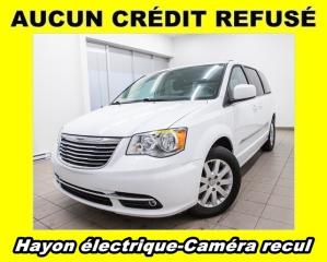 Used 2015 Chrysler Town & Country TOURING STOW N GO ÉCRAN TACTILE *CAMÉRA RECUL* for sale in St-Jérôme, QC
