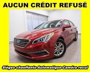 Used 2016 Hyundai Sonata AUTOMATIQUE CAMÉRA RECUL *SIÈGES CHAUFFANTS* for sale in St-Jérôme, QC