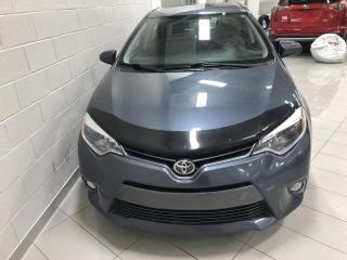 Used 2016 Toyota Corolla Berline 4 portes, automatique, CE for sale in Chicoutimi, QC