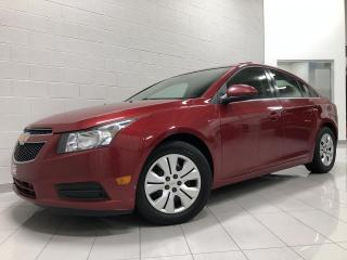 Used 2014 Chevrolet Cruze Berline 4 portes 1LT for sale in Chicoutimi, QC