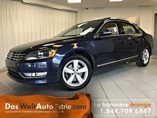 Used 2014 Volkswagen Passat 2.0 TDI Comfortline, Toit, Automatique for sale in Sherbrooke, QC