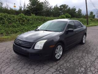 Used 2007 Ford Fusion Berline 4 portes V6 SEL, traction intégr for sale in Quebec, QC