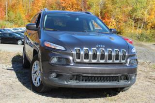 Used 2015 Jeep Cherokee 4 RM, 4 portes, North for sale in Shawinigan, QC