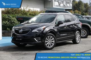 Used 2019 Buick Envision Essence Navigation, Heated Seats, Backup Camera for sale in Coquitlam, BC