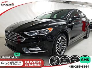 Used 2017 Nissan Altima SE* AWD* CUIR* GPS* CECI EST UN FORD FUSION* for sale in Québec, QC