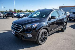 Used 2019 Ford Escape Titanium Navigation, Leather Seats, Heated Seats, Memory Seats, Rear View Camera! for sale in Okotoks, AB