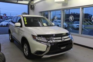 Used 2018 Mitsubishi Outlander ES AWC MAIN LIBRE CAMÉRA for sale in Lévis, QC