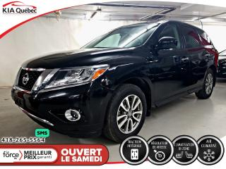 Used 2016 Nissan Pathfinder S* AWD* 7 PLACES* MAGS* CLIMATSATION DEUX ZONES* for sale in Québec, QC