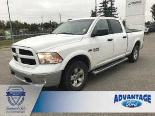 Used 2018 RAM 1500 SLT Trailer Brake Controller - Cruise Control for sale in Calgary, AB