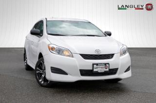 Used 2014 Toyota Matrix BLUETOOTH, MULTI-MEDIA JACKS, KEY-LESS ENTRY, HEATED MIRRORS for sale in Surrey, BC