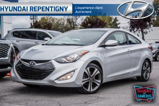 Used 2013 Hyundai Elantra COUPE SE**TOIT, NAVIGATION, MAGS 17''** for sale in Repentigny, QC