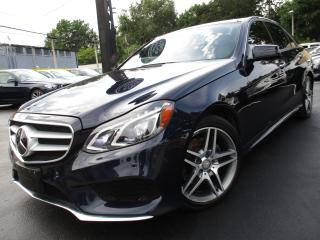 Used 2016 Mercedes-Benz E-Class E400 4MATIC|AMG PKG|NAVI|PANO ROOF|76,000KM !! for sale in Burlington, ON