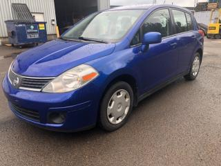 Used 2009 Nissan Versa 1,8 for sale in Mirabel, QC