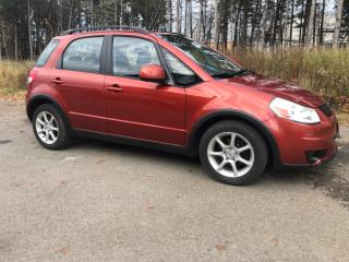 Used 2007 Suzuki SX4 Jx, awd for sale in Mirabel, QC