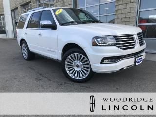 Used 2017 Lincoln Navigator Reserve for sale in Calgary, AB