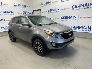 Used 2015 Kia Sportage LX- MANUELLE- BLUETOOTH-BANCS CHAUFFANTS for sale in St-Raymond, QC