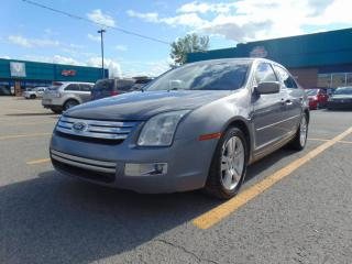 Used 2007 Ford Fusion Berline 4 portes V6 SEL, traction avant for sale in St-Eustache, QC