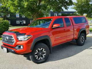 Used 2017 Toyota Tacoma TRD OFF ROAD 4x4 **ONE OWNER **LOCAL VEHICLE**KROWN PROOFED** for sale in Cambridge, ON