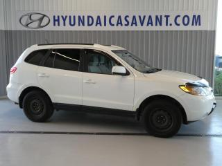 Used 2008 Hyundai Santa Fe 4 RM, 3.3L, GL 5 places for sale in St-Hyacinthe, QC