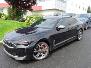 Used 2018 Kia Stinger GT Limited w/Red Interior * NAV * AWD * for sale in Ste-Julie, QC