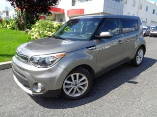 Used 2018 Kia Soul EX * BLUETOOTH * MAGS * CAMERA * for sale in Ste-Julie, QC