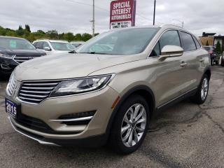 Used 2015 Lincoln MKC NAVIGATION !!  AWD !!  LEATHER !! for sale in Cambridge, ON