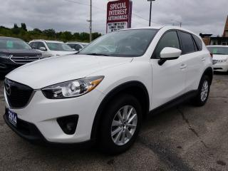 Used 2014 Mazda CX-5 GS AWD !!  SUNROOF !!  BLUE TOOTH !! for sale in Cambridge, ON