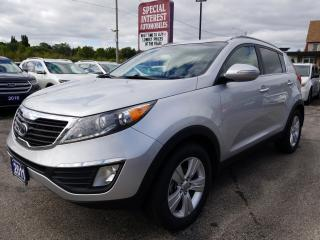 Used 2011 Kia Sportage EX ONE OWNER TRADE !! ACCIDENT FREE !! for sale in Cambridge, ON