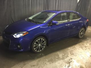 Used 2016 Toyota Corolla S for sale in St-Eustache, QC