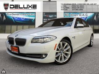 Used 2011 BMW 535 i xDrive 2011 BMW 535 XDRIVE NAVIGATION AWD 3.0L DOHC 24-valve turbocharged I6 engine $0 DOWN OAC for sale in Concord, ON