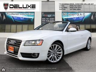 Used 2011 Audi A5 2.0T Premium Plus 2011 AUDI A5 PREMIUMPLUS QUATTRO AWD NAVIGATION PUSH START LOW KILOMETERS $0 DOWN OAC for sale in Concord, ON
