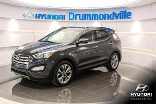 Used 2015 Hyundai Santa Fe Sport 2.0T + LIMITED + AWD + WOW !! for sale in Drummondville, QC