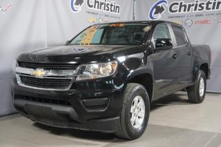 Used 2016 Chevrolet Colorado CREW CAB V6 3.6L CAM DE RECUL MAG for sale in Montréal, QC