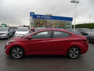 Used 2016 Hyundai Elantra Berline 4 portes, boîte automatique, GLS for sale in Joliette, QC