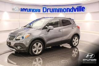 Used 2015 Buick Encore CONVENIENCE + GARANTIE + MAGS + BOSE !! for sale in Drummondville, QC