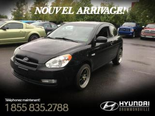Used 2011 Hyundai Accent SPORT + 73 645 KM + TOIT + MAGS + FOGS for sale in Drummondville, QC