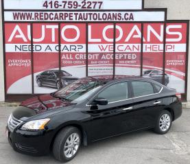 Used 2015 Nissan Sentra 1.8 SV SV-ALL CREDIT ACCEPTED for sale in Scarborough, ON