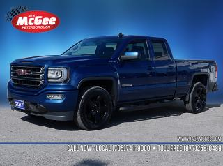 Used 2017 GMC Sierra 1500 5.3L, Elevation Edition, Trailering Pkg, 20