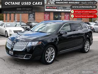 Used 2010 Lincoln MKT EcoBoost AWD! Certified! Warranty! for sale in Scarborough, ON
