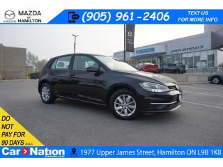 Used 2018 Volkswagen Golf 1.8 TSI TRENDLINE   ANDROID & APPLE   REAR CAM for sale in Hamilton, ON