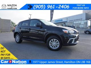 Used 2018 Mitsubishi RVR SE | 4X4 | REAR CAM | HEATED SEATS | XM RADIO for sale in Hamilton, ON
