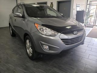 Used 2011 Hyundai Tucson GLS for sale in Châteauguay, QC