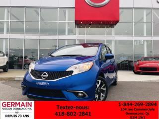 Used 2016 Nissan Versa Note SR *** TAUX À PARTIR DE 0.99%*** for sale in Donnacona, QC